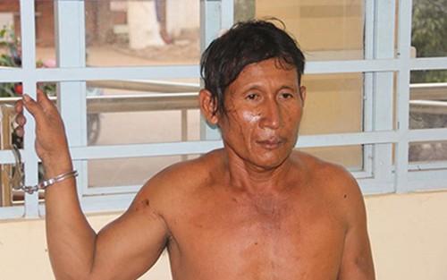 Bắt nghi phạm hiếp dâm cụ bà 65 tuổi - ảnh 1