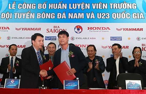 HLV trưởng đội tuyển Việt Nam: Thời của Thắng! - ảnh 1