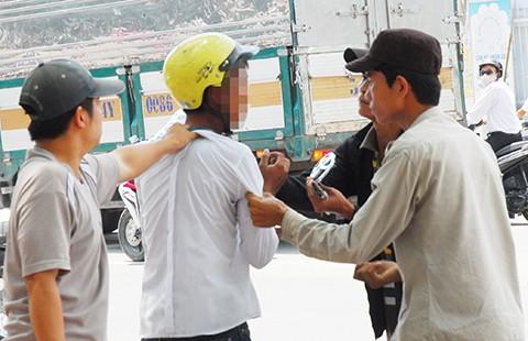 Toàn cảnh nạn cướp giật ở TP.HCM - ảnh 1