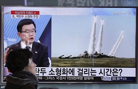 Triều Tiên hủy bỏ mọi thỏa thuận hợp tác với Hàn Quốc - ảnh 1