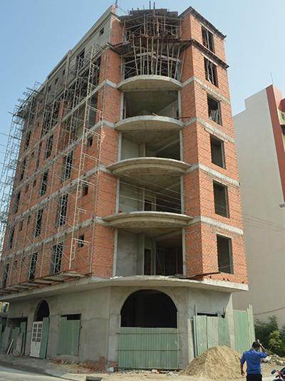Cắt điện, nước bảy công trình nhà ở xây theo kiểu khách sạn - ảnh 1