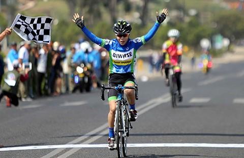 Giải xe đạp nữ quốc tế Biwase 2016: Giải hạn! - ảnh 1
