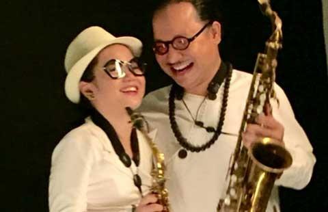 Con gái Trần Mạnh Tuấn song tấu cùng cha trong album mới - ảnh 1