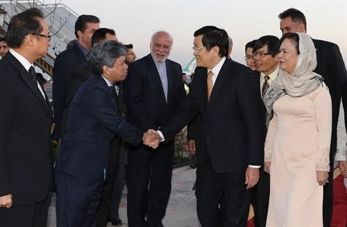 Việt Nam-Iran đứng trước nhiều cơ hội hợp tác - ảnh 1