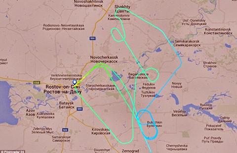 Máy bay FlyDubai rơi có thể do thời tiết  - ảnh 2