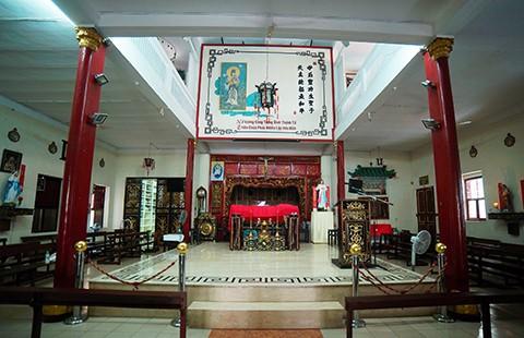 Nhà thờ cổ Sài Gòn - Bài 3: Những nhà thờ đậm chất người Hoa - ảnh 2