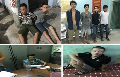 Ba băng trộm tại Bình Thạnh sa lưới - ảnh 1