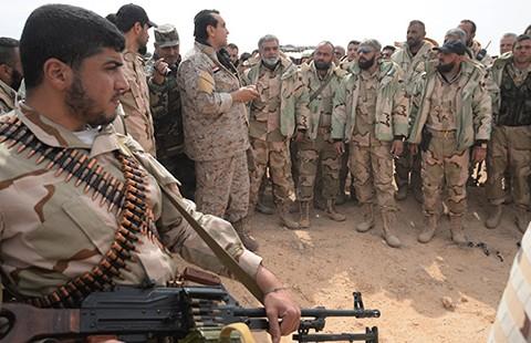 Quân đội Iraq mở chiến dịch tái chiếm Mosul - ảnh 1