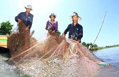 Sáu nước ven sông Mekong hợp tác sử dụng bền vững nguồn nước  - ảnh 1
