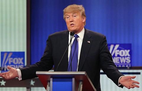 Donald Trump 'bắt nạt' Fox News - ảnh 1