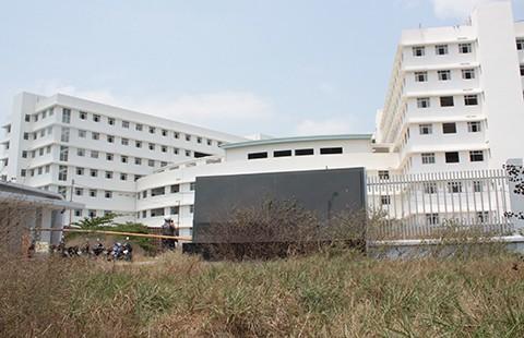 Chờ vốn, 'siêu bệnh viện' 1.300 tỉ đồng bỏ dở - ảnh 1