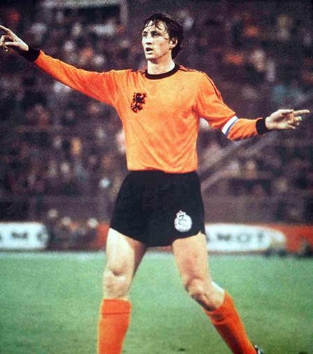 Tại sao Johan Cruyff được 'phong thánh'? - ảnh 1