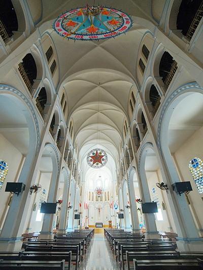 Nhà thờ cổ Sài Gòn - Bài 4: Ngôi nhà thờ nằm trên 'đất vàng' - ảnh 3