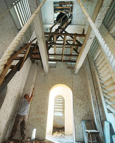 Nhà thờ cổ Sài Gòn - Bài 4: Ngôi nhà thờ nằm trên 'đất vàng' - ảnh 7