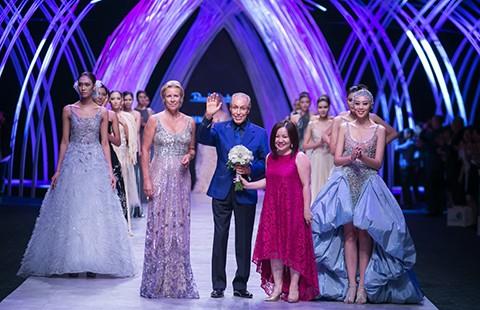 'Tuần lễ thời trang quốc tế Việt Nam' sẽ được tổ chức tại cả Sài Gòn và Hà Nội - ảnh 1