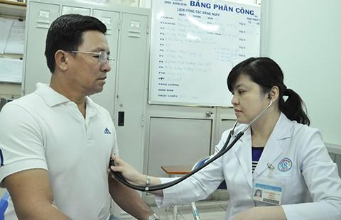 Bệnh nhân sẽ được khám BHYT ở mọi bệnh viện tuyến huyện - ảnh 1