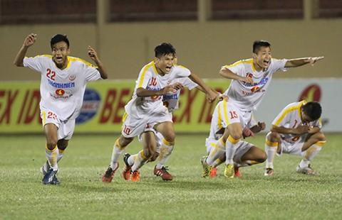 Hà Nội T&T vô địch giải U-19 quốc gia - ảnh 2
