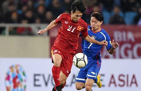 Xem đội tuyển tìm bộ khung cho U-22 Việt Nam - ảnh 1