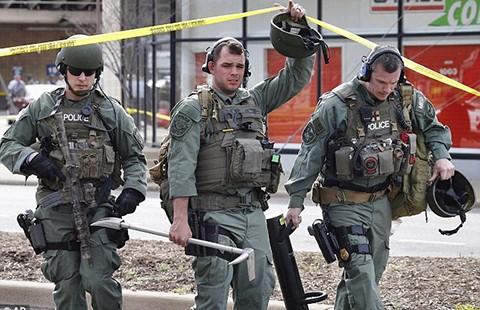 Vụ nổ súng tại Virginia không phải khủng bố - ảnh 1