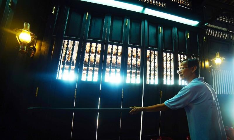 Nhà thờ cổ Sài Gòn - Bài 5: Ngôi nhà nguyện theo kiểu nhà rường hơn 200 năm  - ảnh 11