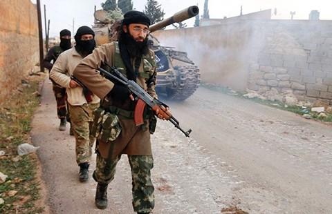 Nga tố Thổ Nhĩ Kỳ cung cấp vũ khí cho IS - ảnh 1
