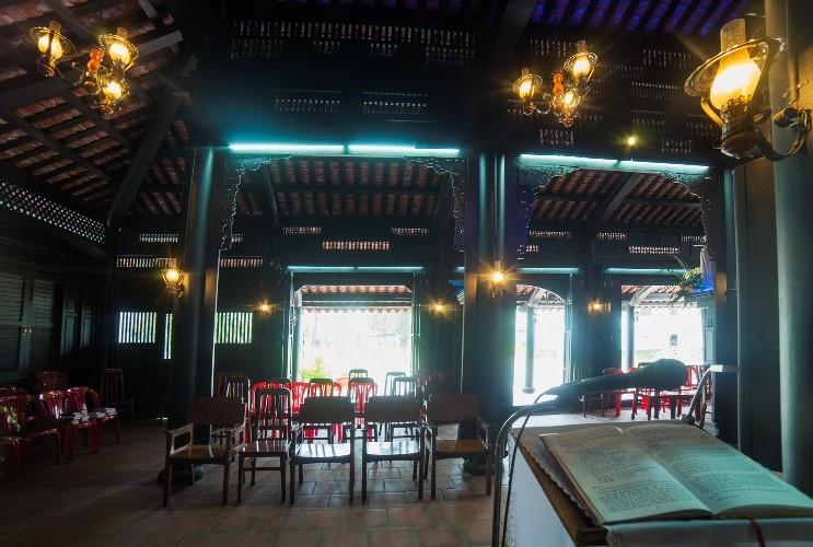 Nhà thờ cổ Sài Gòn - Bài 5: Ngôi nhà nguyện theo kiểu nhà rường hơn 200 năm  - ảnh 10