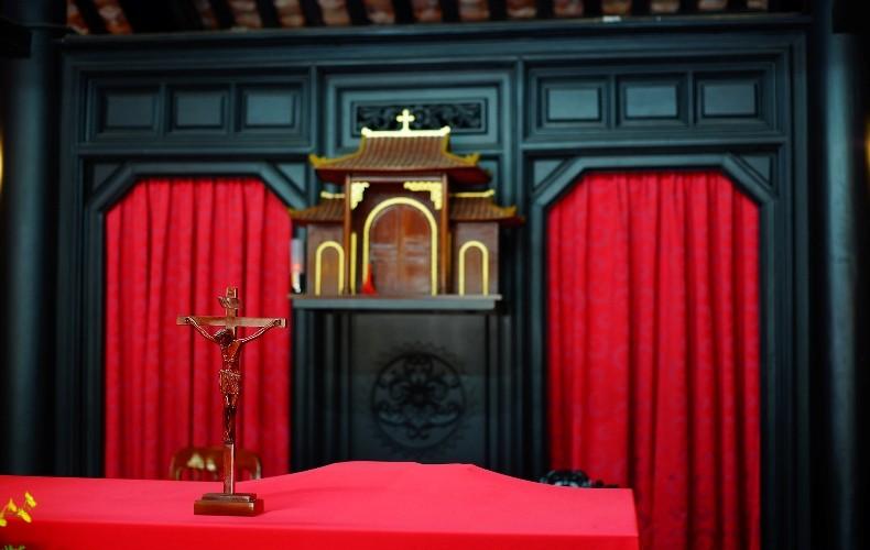Nhà thờ cổ Sài Gòn - Bài 5: Ngôi nhà nguyện theo kiểu nhà rường hơn 200 năm  - ảnh 9