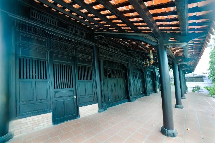 Nhà thờ cổ Sài Gòn - Bài 5: Ngôi nhà nguyện theo kiểu nhà rường hơn 200 năm  - ảnh 4