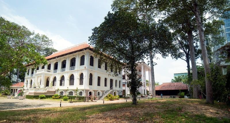 Nhà thờ cổ Sài Gòn - Bài 5: Ngôi nhà nguyện theo kiểu nhà rường hơn 200 năm  - ảnh 1
