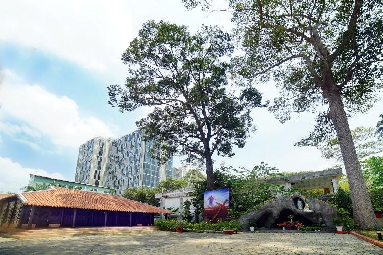 Nhà thờ cổ Sài Gòn - Bài 5: Ngôi nhà nguyện theo kiểu nhà rường hơn 200 năm  - ảnh 3