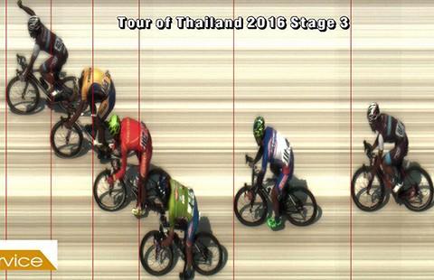 Tour of Thailand 2016: Rớt đồng đội, tập trung vào giải cá nhân của Nguyễn Thành Tâm  - ảnh 1