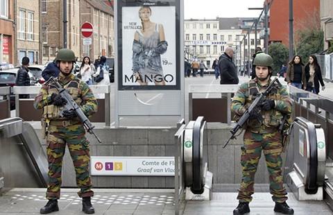 Sân bay Brussels mở cửa trở lại - ảnh 1