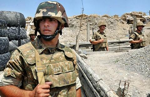 Azerbaijan và Armenia đánh nhau - ảnh 1
