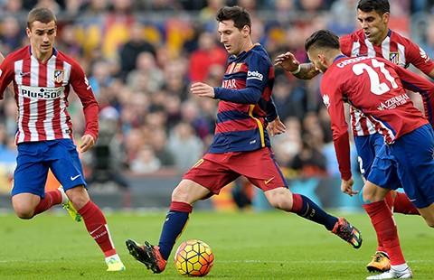 Barcelona - Atletico Madrid: Oan gia tái ngộ - ảnh 1