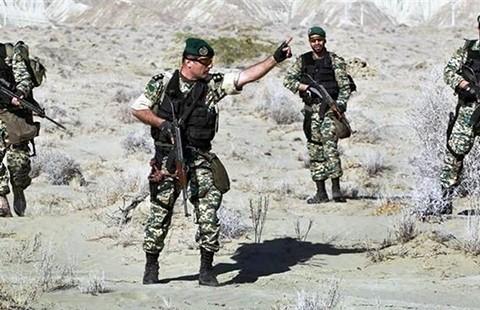 Lực lượng đặc nhiệm Iran đã vào Syria - ảnh 1