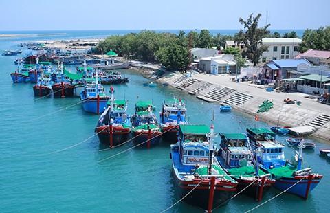 Kêu gọi đảm bảo an toàn cho ngư dân khai thác trên biển - ảnh 1