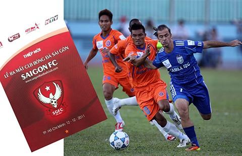 Sài Gòn FC 2 và vết xe đổ Sài Gòn FC 1 - ảnh 1