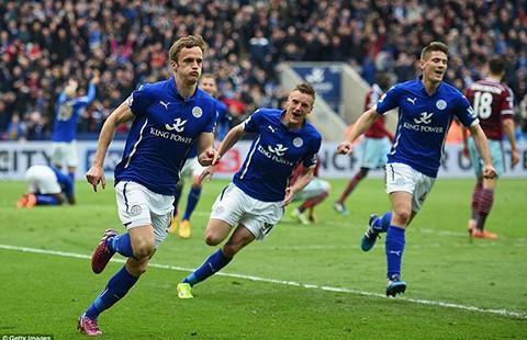 Leicester City sẽ vô địch sớm mấy vòng? - ảnh 1