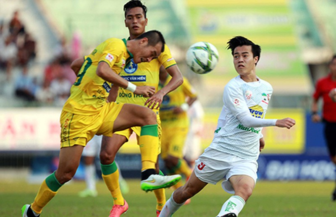 Vòng 5 Toyota V-League: Hải Phòng đè bẹp HA Gia Lai 4-2 - ảnh 1