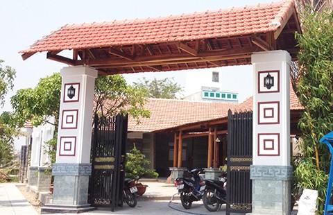 Phú Yên: Cưỡng chế tháo dỡ hai nhà hàng xây dựng không phép - ảnh 1