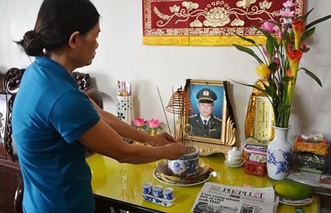 Anh Vũ Xuân Hải đã được công nhận là liệt sĩ - ảnh 1