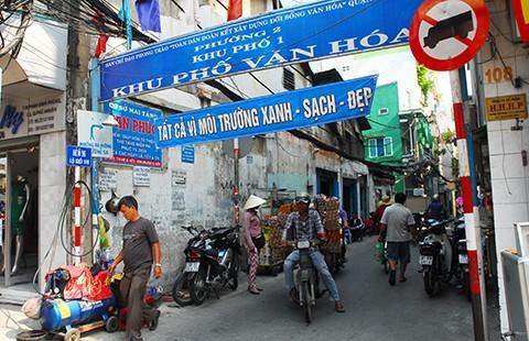 Hẻm Sài Gòn - ảnh 1
