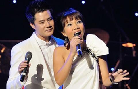 Quang Dũng, Trần Thu Hà hát 10 bài có tên của Vũ Thành An - ảnh 1