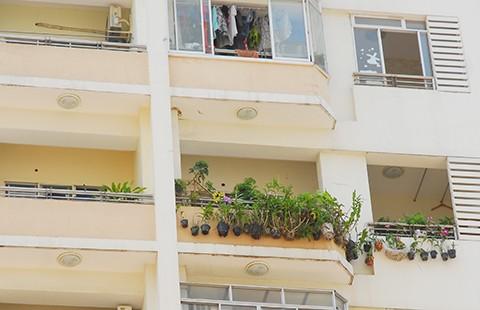 'Đuối' với hàng xóm chung cư mới - ảnh 1