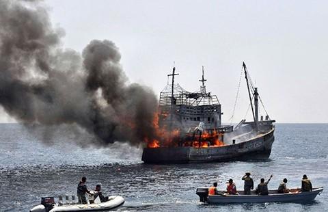 Ngư dân Trung Quốc vẫn gia tăng đánh bắt trái phép - ảnh 1