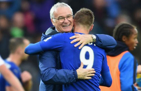 Leicester City mang 'hia bảy dặm' - ảnh 1
