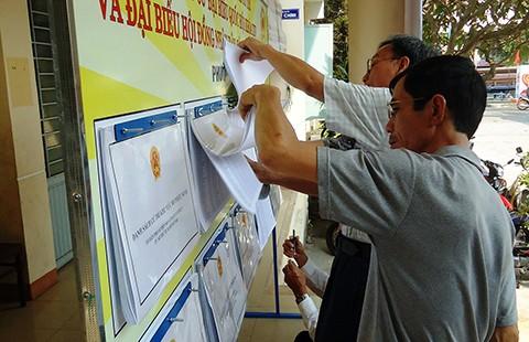 Cuộc thi công dân và bầu cử: Nhanh tay rinh giải kỳ 3! - ảnh 1