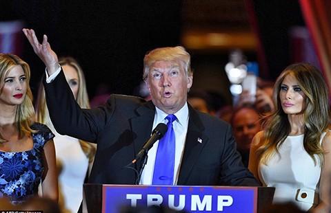 Donald Trump tiếp tục thắng - ảnh 1