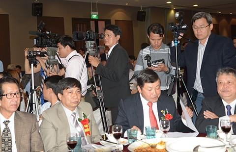 Chứng nhận 'Giải thưởng APEC' là tờ giấy lộn? - ảnh 1