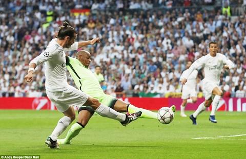 Châu Âu gói lại với trận derby Madrid - ảnh 1